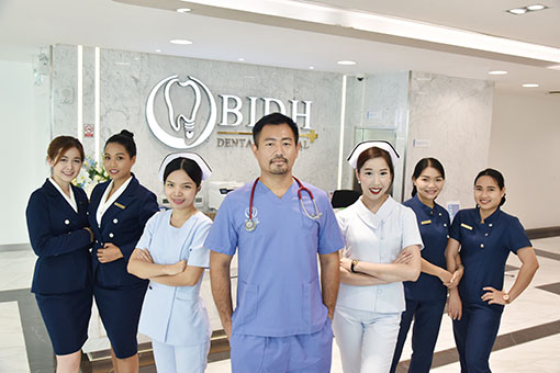 tooth implant center