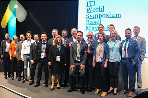 international team implantology